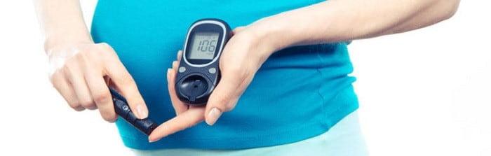 تشخیص دیابت بارداری