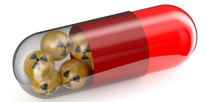 درمان ندول تیروئید با ید رادیواکتیو